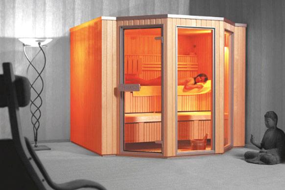 Variant Sauna - Die Grundabmessungen der Variant-Saunamodelle von Harvia sind großzügig und bieten verschiedene Gestaltungsmöglichkeiten