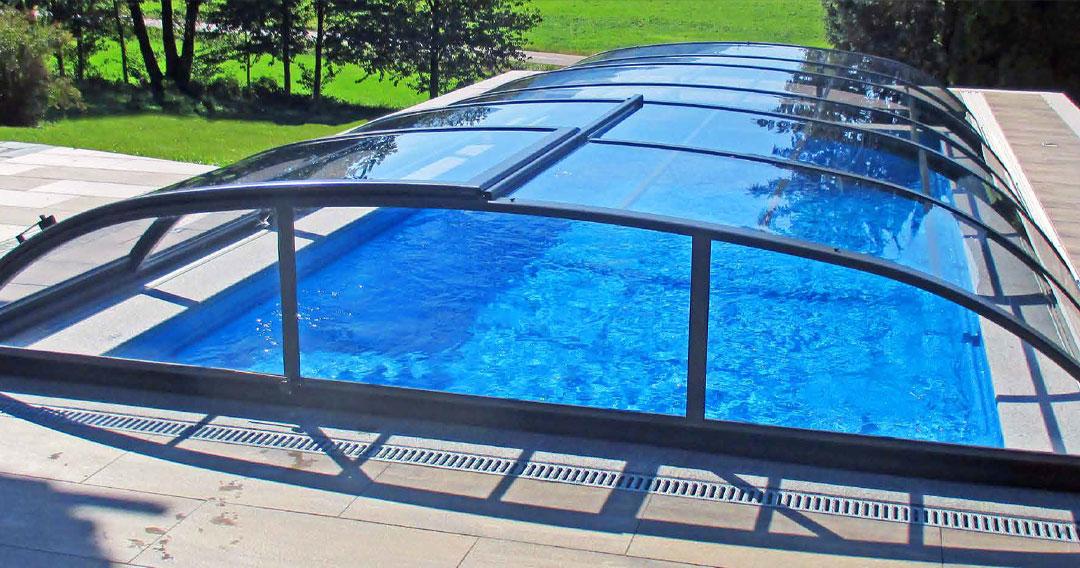 Überdachungen für Ihren Pool